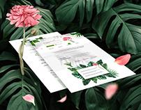 Сайт для цветочного бизнеса