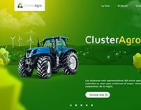 Landing Page ClusterAgro