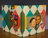 Justin & Vesenia Lindsey Memory Photo Books