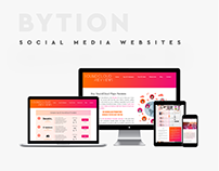 Bytion Social Media/Affiliate Marketing Websites