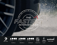 Audi Sport | The Fastest Interview Ever | Activation