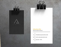 Triad - Business Card Template