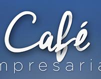Palestras, eventos e muito café