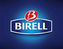 Birell logo redesign