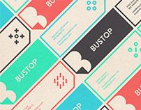 BUSTOP Brand Identity