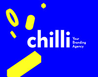 Chilli logo design