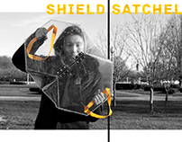 SHIELD SATCHEL