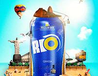 Key Visual - Cerveza Rio