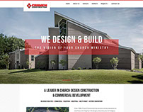 Craven Construction Website Design and Development