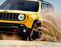 Jeep Renegade Ad
