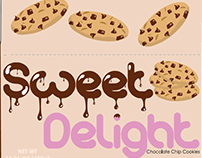 Packaging Design - Sweet Delight