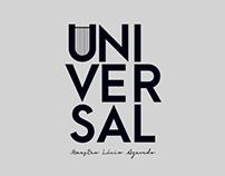 Visual Identity - Brand Universal Orchestra