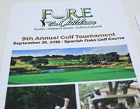 Fore the Children Golf Event Sponsor Packet