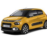 New Citroën C1 facelift