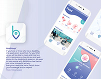 Handimap - App for people with disabilities