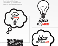 Idea of the Day - Logo Creation