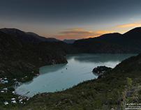 Caleta Tortel, Patagonia, Chile