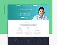 CarLoans Responsive Web & eDM - Concept Design Task