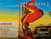 St. Lawrence University Magazine • Fall 2017