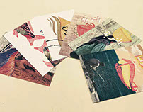 Re-designing of Egyptian postcards
