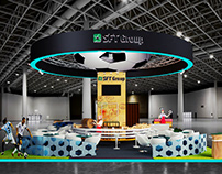 SFT Group booth