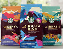 Starbucks Premium Select Collection