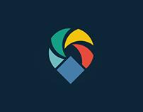 Farpics app | Logo and Icon Design