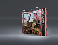 Terra Tape 2020 Trade Show Booth Design