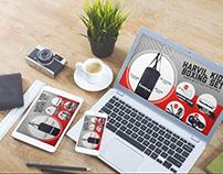 Harvil Kids - Amazon's (EBC) Enhance Brand Content