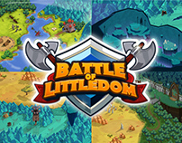 Battle of Littledom Region Maps
