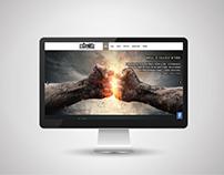 Invictus - website
