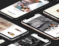 Aesop : 커머스 앱 + 브랜딩 웹 (심현정)