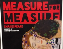 Measure for Measure Banner/Flyer
