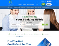 One Page Marketing Site