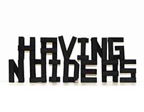 Typography - Legibility
