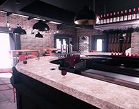 Proyecto Bar en Unreal Engine 4