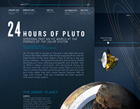 24 Hours of Pluto