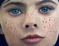 Retrato en pintura digital