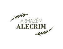 Logo Armazém Alecrim