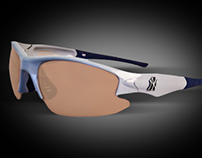 Major League Baseball Sunglasses Designs