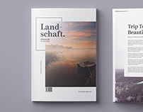 Magazine of nature and landscape