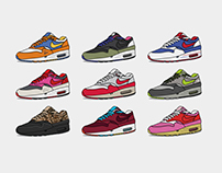 Andy Knight's Top 10 Air Max 1 | Highsnobiety