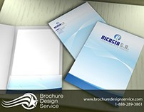 Corporate Folder Design - Samples