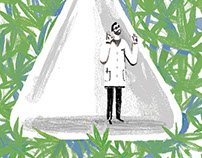 Limits on Marijuana Research