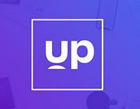 Uplabs Re-branding Challenge