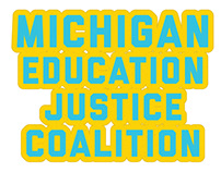 Michigan Education Justice Coalition Branding