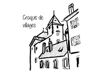 Croquis de villages
