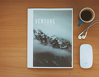 'Venture' Photographic Travel Magazine
