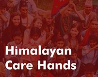 Web Design - Himalayan Care Hands