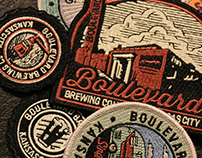 Boulevard Brewing Co.- Patches